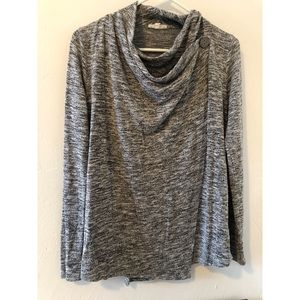 Maurice's cowl neck sweater XS